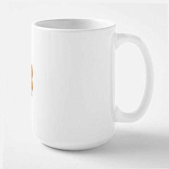 Gratitude is the Attitude Large Mug