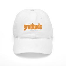 Gratitude is the Attitude Baseball Cap