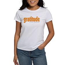 Gratitude is the Attitude Tee