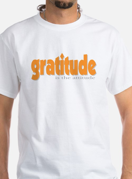 Gratitude is the Attitude Shirt