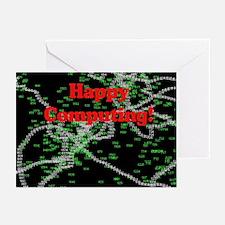 Techi 4 Greeting Cards (Pk of 10)