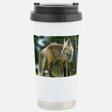 Cascade red fox Stainless Steel Travel Mug