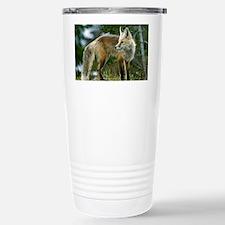 Cascade red fox Travel Mug