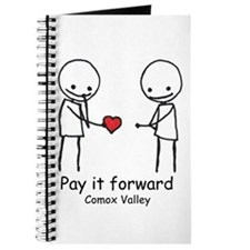 comox valley pay it forward Journal