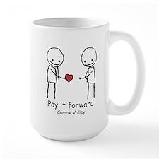 comox valley pay it forward Mug