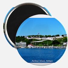 Mackinac Island, Michigan Magnets