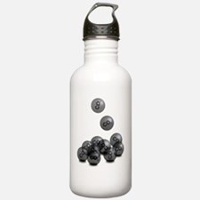 Carbon dioxide and cli Water Bottle