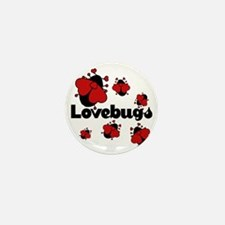 Love bugs Mini Button