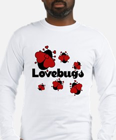 Love bugs Long Sleeve T-Shirt
