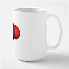 Carbon dioxide molecule Mug