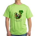 Irish Luck Green T-Shirt