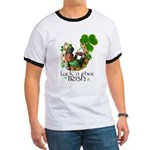 Irish Luck Ringer T