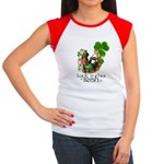 Irish Luck Women's Cap Sleeve T-Shirt