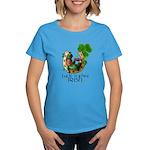 Irish Luck Women's Dark T-Shirt