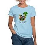 Irish Luck Women's Light T-Shirt