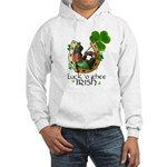 Irish Luck Hooded Sweatshirt