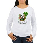 Irish Luck Women's Long Sleeve T-Shirt