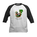 Irish Luck Kids Baseball Jersey