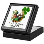 Irish Luck Keepsake Box