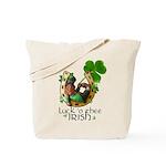 Irish Luck Tote Bag
