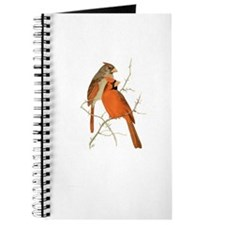 Pair of Cardinals Journal