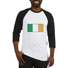 Irish Flag - Ireland Baseball Jersey