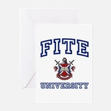 FITE University Greeting Cards (Pk of 10)