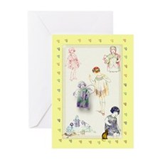 Friendship 2 Greeting Cards (Pk of 10)