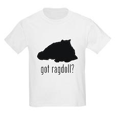 Ragdoll Kids T-Shirt
