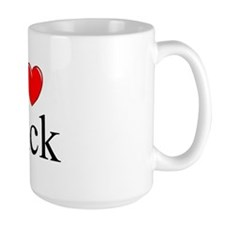 """I Love (Heart) Nick"" Mug"