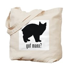 Manx Tote Bag