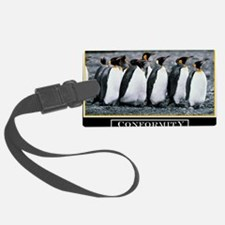 Large Conformity Poster HIMYM Luggage Tag