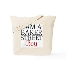 I Am A Baker Street Boy Tote Bag