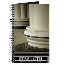 Large Strength Motivational Poster HIMYM Journal