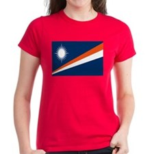 Marshall Islands Flags Tee