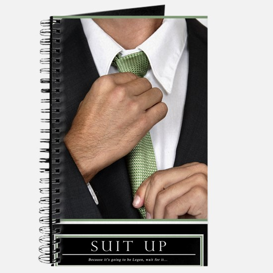 Large Vertical Suit Up Poster HIMYM Journal