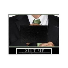 Large Horizontal Suit Up Poster HIMY Picture Frame