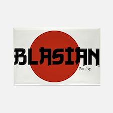 Blasian Rectangle Magnet