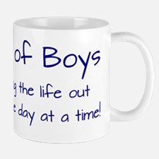 Mom of Boys....sucking the life out of  Mug
