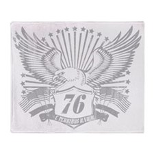 NEW - American Eagle Throw Blanket