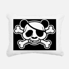 Pandas of Pandazance Rectangular Canvas Pillow