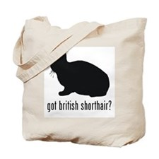 British Shorthair Tote Bag