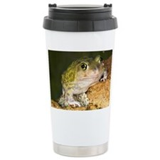 A Couch's spadefoot toad Scaphi Travel Mug