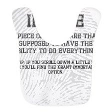iPhone definition Bib