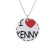 I heart KENNY Necklace