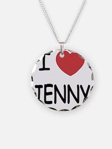 I heart JENNY Necklace