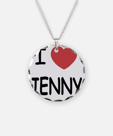 I heart JENNY Necklace