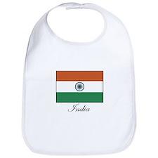 India - Flag Bib