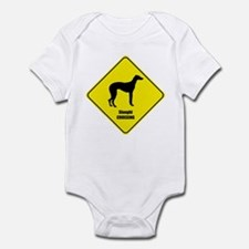 Sloughi Crossing Infant Bodysuit