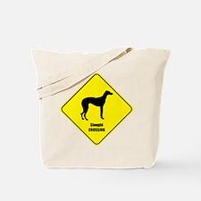 Sloughi Crossing Tote Bag